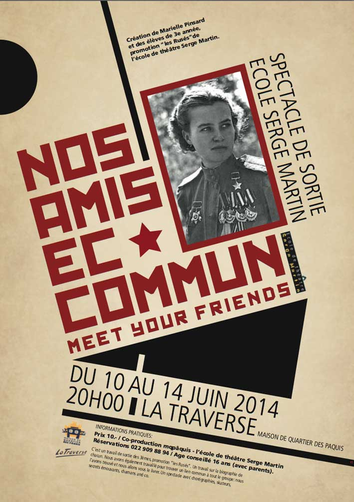 Nos Amis En Commun, Meet Your Friends