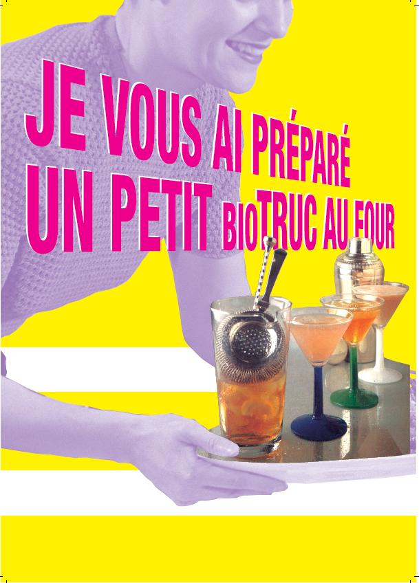 Je Vous Ai Préparé Un Petit Biotruc Au Four  Ou  Mais, Où Est Donc Passé Jean-Michel?